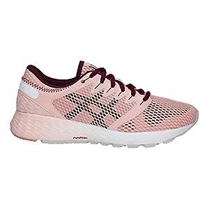 413woyw5U5L. SS300  - ASICS Roadhawk 2 FF Women's Running Shoes - 8.5 Pink