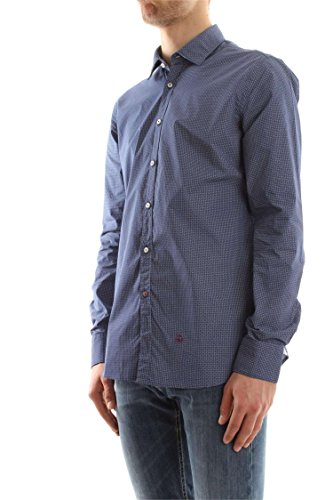 AT.P.CO A146ITALIA 0951 CHEMISE Homme Blu