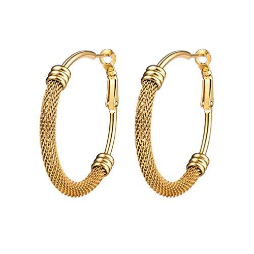 Stiefel : Damen Perfekt Gold Anhänger Schutzengel Gold