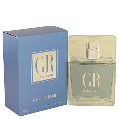 Georges Rech Blue Azur by Eau DE Toilette Spray 3.3 oz/100 ml (Men)