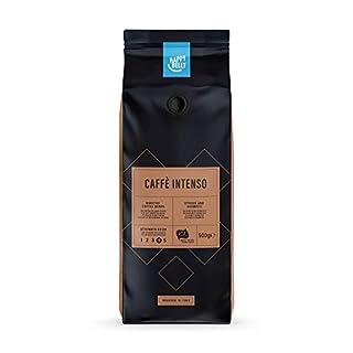 Marque Amazon - Happy Belly Café torréfié en grains