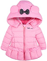 9cb307237 Amazon.co.uk  Pink - Coats   Coats   Jackets  Clothing