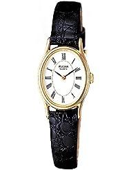 Pulsar Damen-Armbanduhr Analog Quarz Leder PPGD64X1