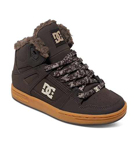 DC Shoes Rebound WNT B Shoe Ngh, Sneakers Hautes Garçon