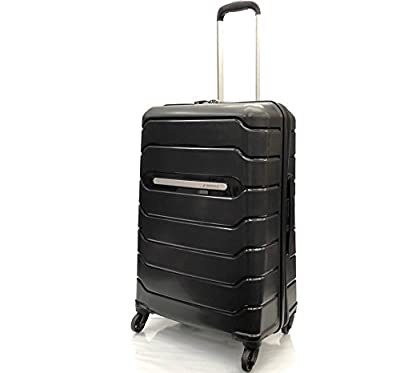 Super Lightweight Durable Polypropylene Hard Shell Hold Luggage Suitcases Travel Bags Trolley Case Hold Check In Luggage with 4 Wheels Built-in 3 Digit Combination Lock