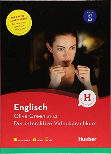 Englisch Olive Green A1-A2: Der interaktive Videosprachkurs / Paket