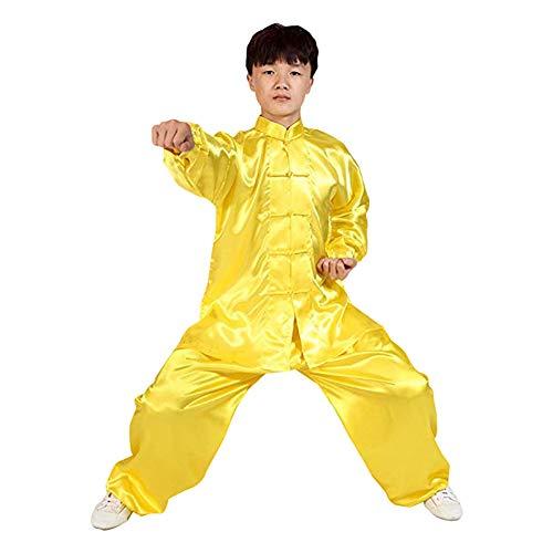 Kung Fu Kostüm Für Erwachsene - Deylaying Chinesisch Traditionell Tai Chi Kostüm