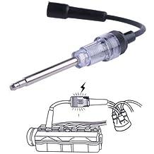 caxmtu coche Bujía de encendido bobina de herramientas de diagnóstico probador cable in-line Automotive
