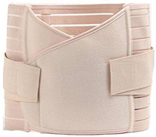 Baby Bucket Elastic Breathable Ventilation Postpartum Postnatal Pregnancy Corset Belt for Hips Waist Slimming Shaper Wrapper Abdomen Support Girdle Belt