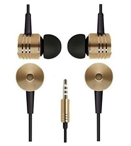 DAD 100% ORIGINAL Genuine Earphone | Inbuilt Microphone | Supports All Mobile Phones And Compatible model Like Motorola Moto X Play