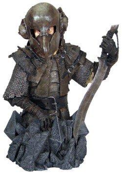 Le Seigneur des Anneaux - Figurine Buste de Frodo avec Armure d'Orc by g.giant