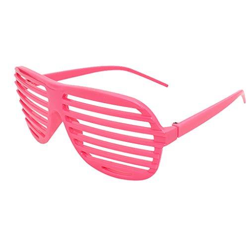 Clacce Lustige Partybrille, Lustige verrückte Kostüm Brille Neuheit Kostüm Party Sonnenbrillen ()