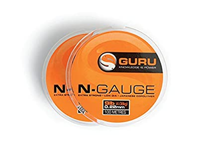 Korda GURU NEW N-Gauge Hook Length Fishing Line Various Sizes from Korda