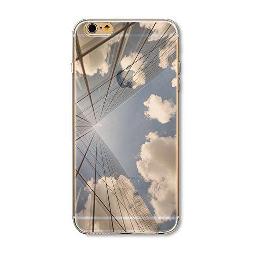 Schutzhülle iPhone 66S Bezug étui-case transparent Liquid Crystal TPU Silikon klar, Schutz Ultra Slim Premium, Schutzhülle Prime für Iphone 66s-paysage 5