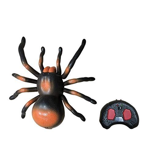 Infrarot Fernbedienung Realistische Gefälschte Spinne RC Streich Insekten Bugs für Witz Scary Trick Spielzeug Kind Geschenk Halloween Party