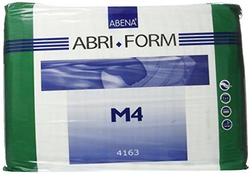 Abena Abri-Form M4 Fitted Brief, Medium, 14 Count