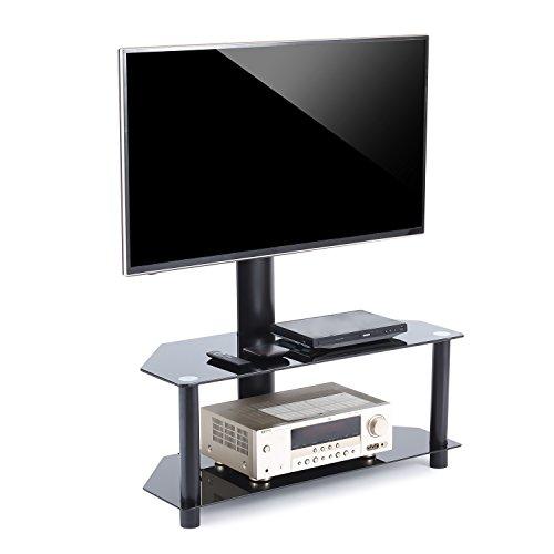 Soporte giratorio para TV con soporte de TV de 32 a 55 pulgadas, TW1001