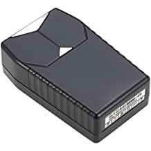 KKmoon Rastreador Localizadores GPS Portátil Tracker GSM GPRS Sistema de Posicionamiento Global Supervisan el Perseguidor Geo-fence para Coche Moto