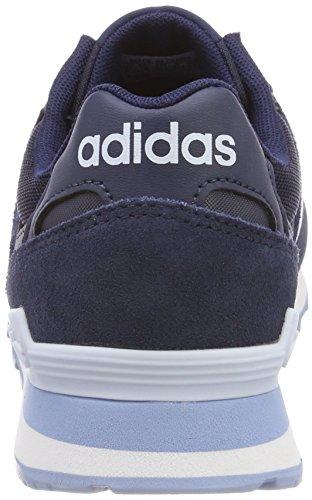 adidas 10k W, Scarpe da Ginnastica Basse Donna Blu (Collegiate Navy/footwear White/aero Blue)