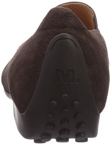 Theresia Muck 020, Mocassins femme Braun (307 mocca)