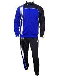 Adidas Sereno 11 Pes - Chándal para hombre blue - black - white Talla:3