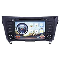 Magic Touch 8 Inch Car GPS and DVD for Nissan X-Trail - Model 2014