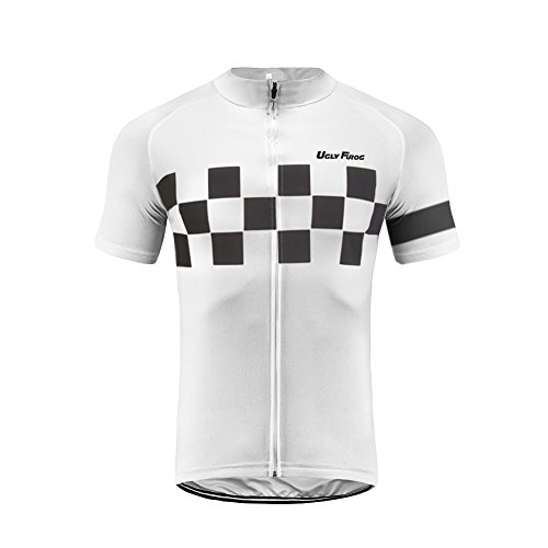 2f9157f1c45 Uglyfrog Designs Bike Wear July Actualización Hombre Ciclismo Manga Corta  Jersey Bicicleta Camisetas Ciclismo Racing Team