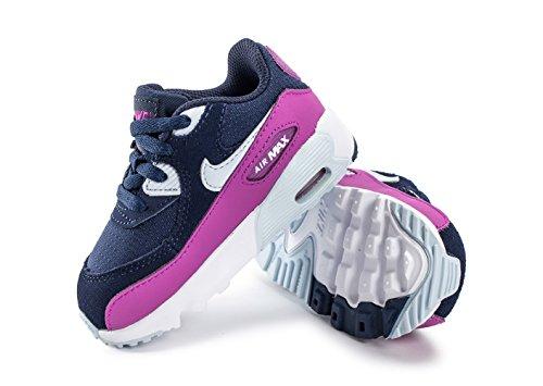 Nike Jungen 833342-402 Turnschuhe Blau