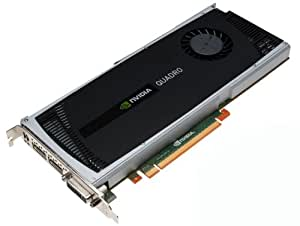 PNY NVIDIA Quadro 4000 - Graphics adapter - Quadro 4000 - PCI Express 2.0 x16...
