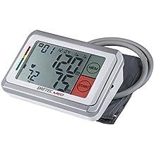 IMETEC MED BP1 200 - Tensiómetro de brazo, numeración grande, pantalla táctil, color