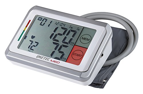 IMETEC MED BP1 200 - Tensiómetro de brazo