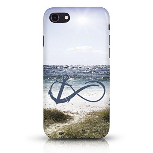 JUNIWORDS Handyhüllen Slim Case für das iPhone 8 -
