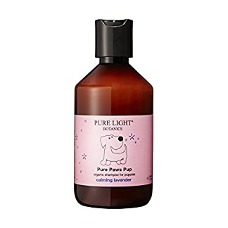 'PURE PAWS' PUP ORGANIC SHAMPOO FOR PUPPIES (250ml) 'PURE PAWS' PUP ORGANIC SHAMPOO FOR PUPPIES (250ml) 413x6 vgryL