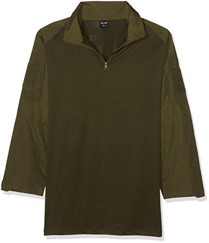Mil-Tec Taktisches Shirt Oliv
