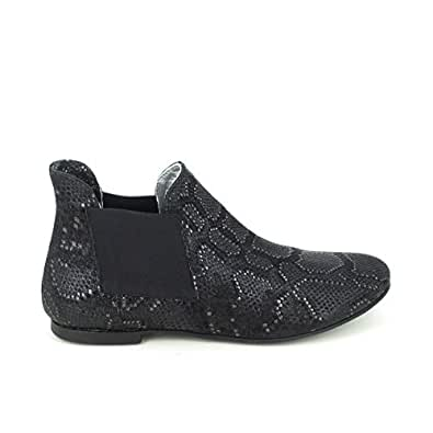 IPPON VINTAGE Boots Peal Animal Noir