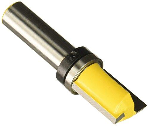 Muster/Vorlage Trim Router Bit 15/40,6cm H x 3/10,2cm W-1/5,1cm Schaft-yonico 14138 (Router Vorlage Trim Bit)