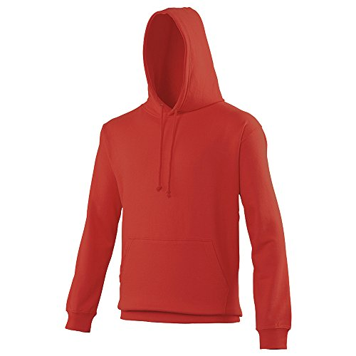 AWDis Hoods College hoodie Sunset Red