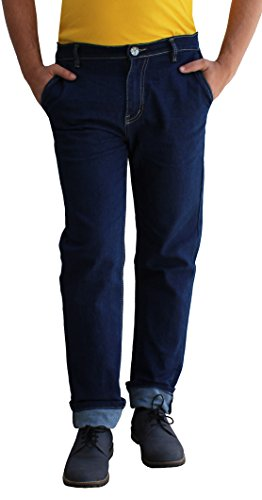 Alan Woods Men's Casual Wear Stretchable Slim Fit Jeans