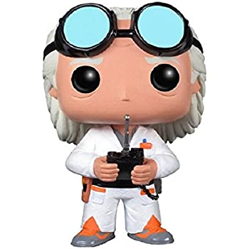 Funko Pop! Back To The Future Doc Brown Vinyl Figure