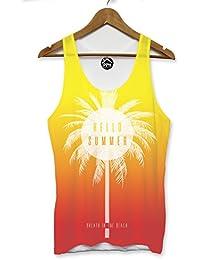 FunkyShirt - Camiseta de tirantes - para hombre
