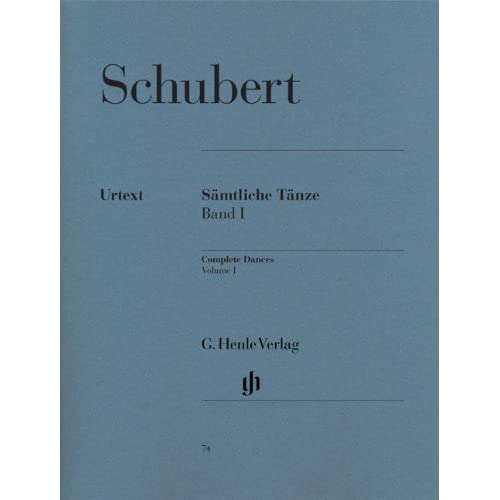 Danses Volume 1 (Intégrale) - Piano