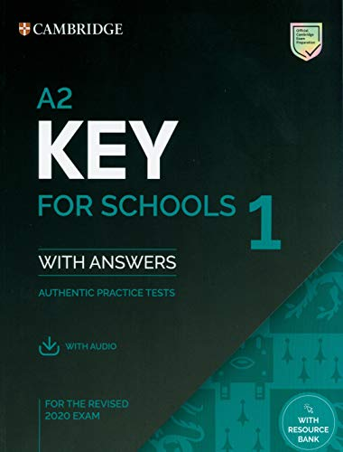 A2 Key for Schools 1 for Revised Exam from 2020 Student's