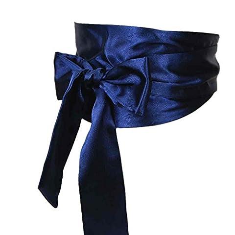 Beltgeek - Ceinture - Femme Taille unique - Bleu - Taille unique