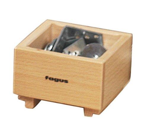 FAGUS Stapelbox für LKW-Holzfahrzeug | Modell: 20.03 (ab 3 Jahren)