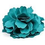 WPG matrimonio, con decorazione floreale a Pin-Spilla con tacco