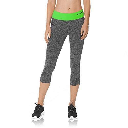 CFLEX Sportswear Collection Capri Leggings-XL