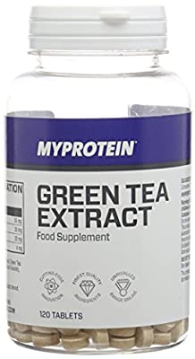 MyProtein Green Tea Extract Tablets - Pack of 120 from MyProtein