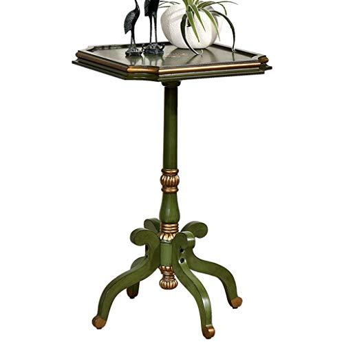 Tables Table Basse Table D'appoint D'appoint Table De Lit Table Basse Table De Thé Chambre Peinte Rétro Table De Chevet Salon Canapé Côté Table De Téléphone Table Basse Mobile Tables de dos de canapé