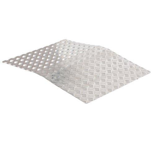 Tragbare Rampe (Drive Devilbiss Healthcare leicht tragbar Aluminium Türschwellenrampe, 100cm)