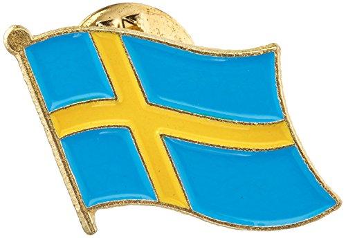 US flag Store Reversnadel Schweden (Land-dekor-shop)